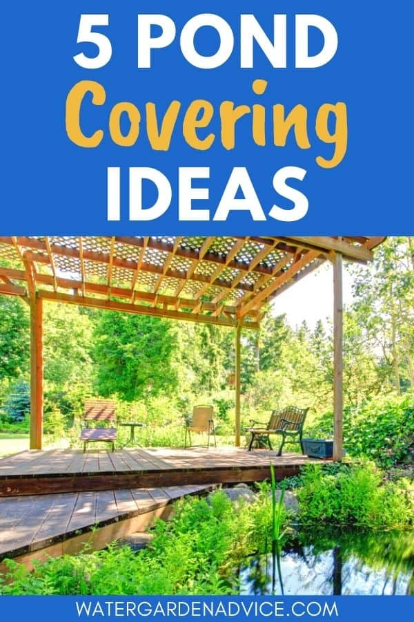 pond coverings